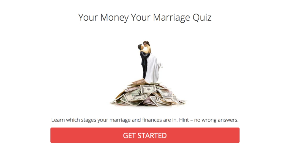 Your Money Your Marriage – Now Available!